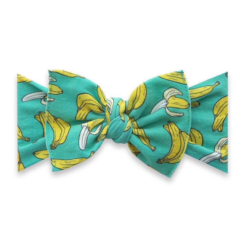 Go Bananas Printed Knot Headband - Project Nursery