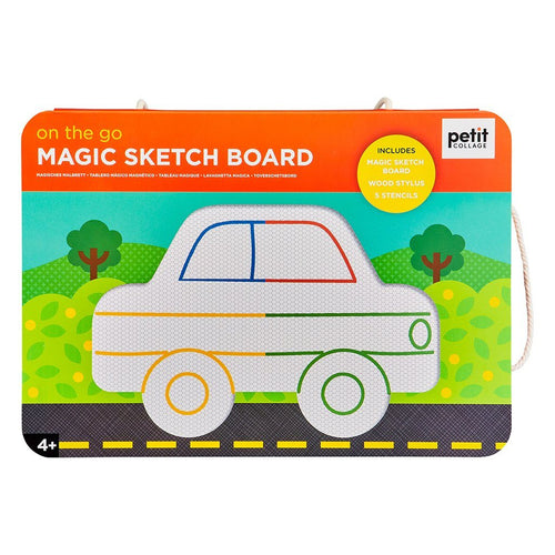 On the Go Magic Sketch + Stencil Board - Project Nursery