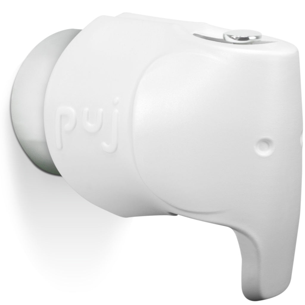 Puj Snug Faucet Spout Cover - White - Project Nursery
