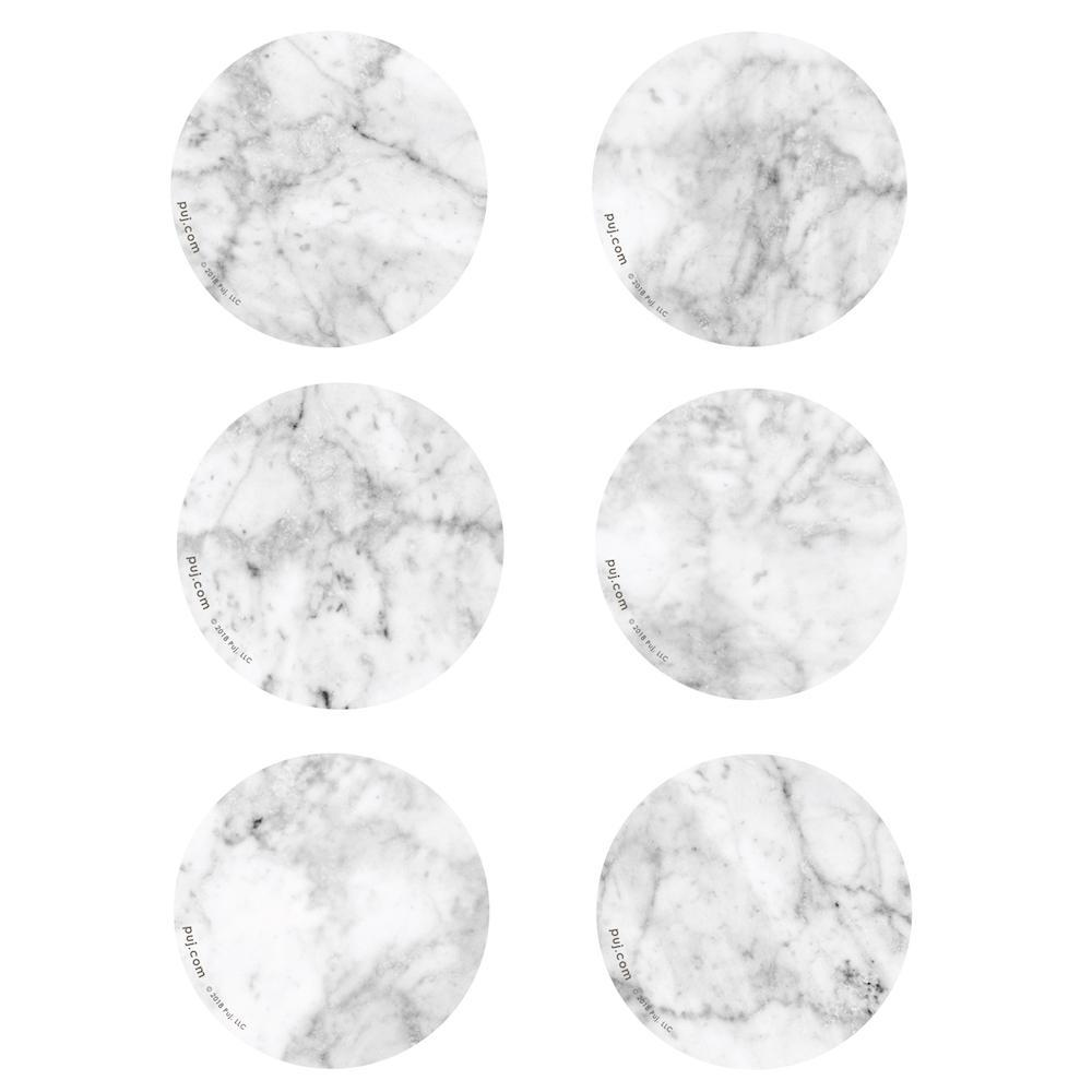Puj Bath Treads - Marble - Project Nursery