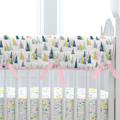 Blue Mountains Crib Comforter