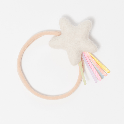 Pastel Rainbow Sparkler Star Headband - Project Nursery