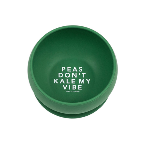 Peas Don't Kale My Vibe Wonder Bowl - Project Nursery