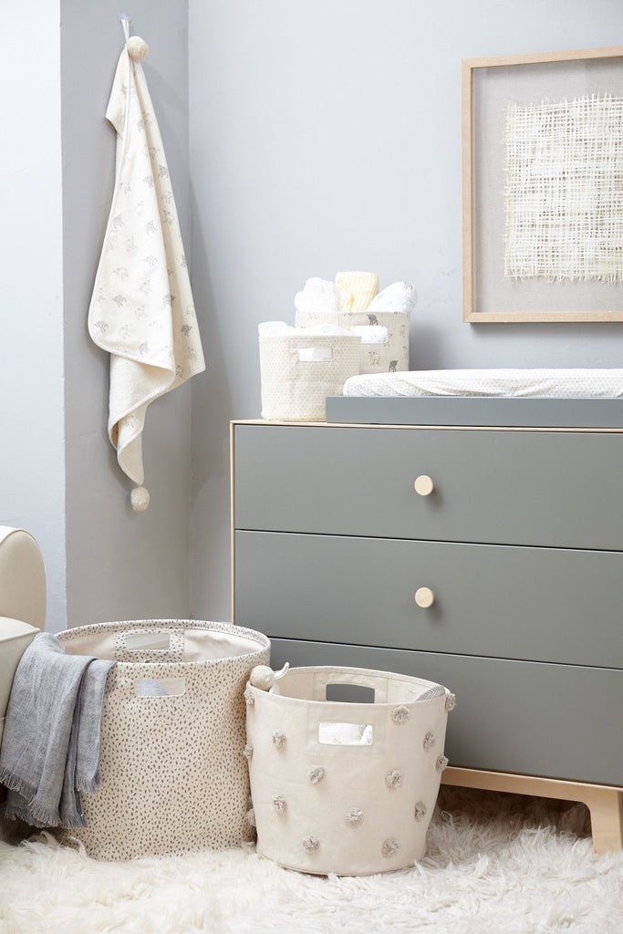 Pom Pom Storage Bin  - The Project Nursery Shop - 4
