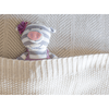 Organic Plush Penny the Piggy  - The Project Nursery Shop - 2