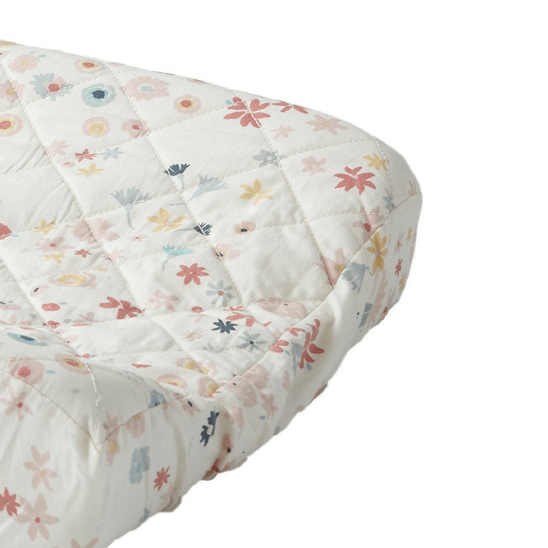 Meadow Changing Pad Cover - Project Nursery