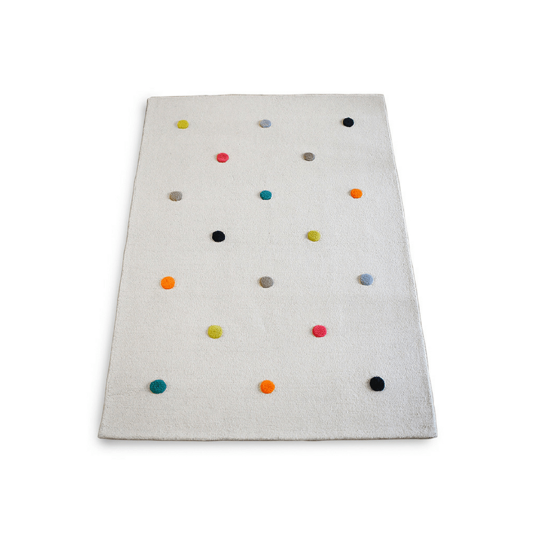Multi Pom Pom Rug - Multiple Sizes - Project Nursery