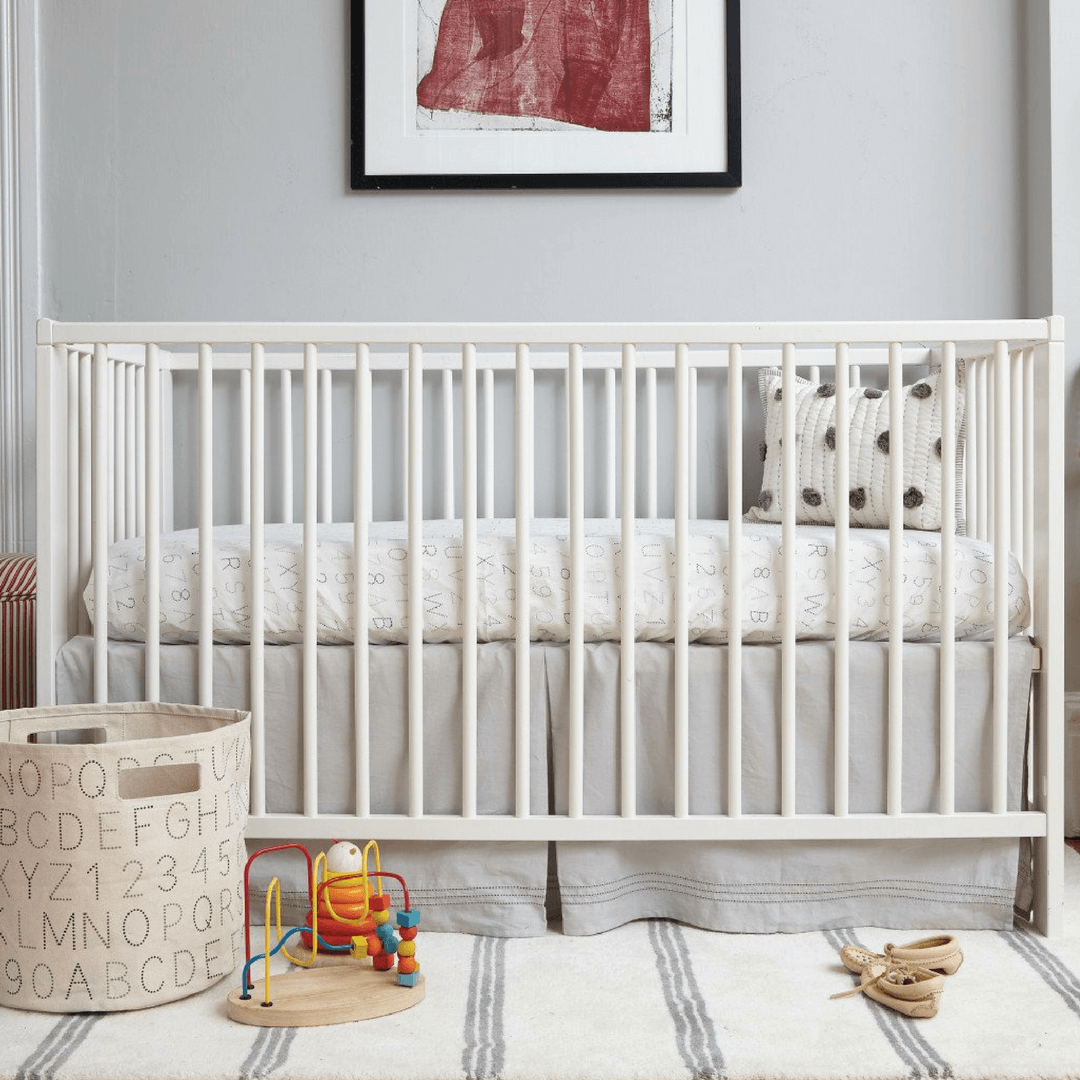 Tonal Stripe Rug - Project Nursery