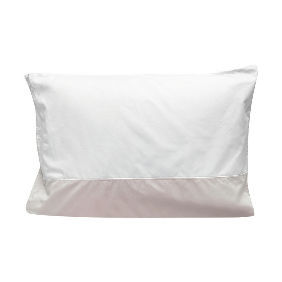 Kids Colorblock Pima Cotton Pillow Sham - Standard - Project Nursery