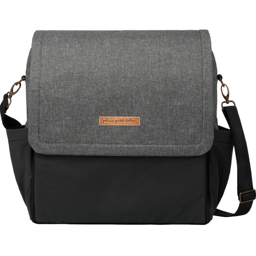 Boxy Backpack - Graphite - Project Nursery