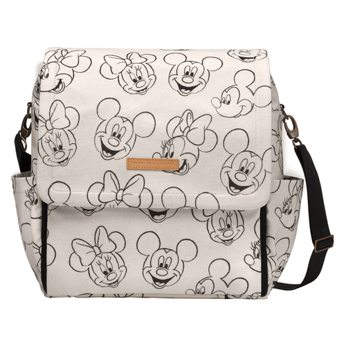 Disney Collection Boxy Backpack - Sketchbook Mickey + Minnie - Project Nursery
