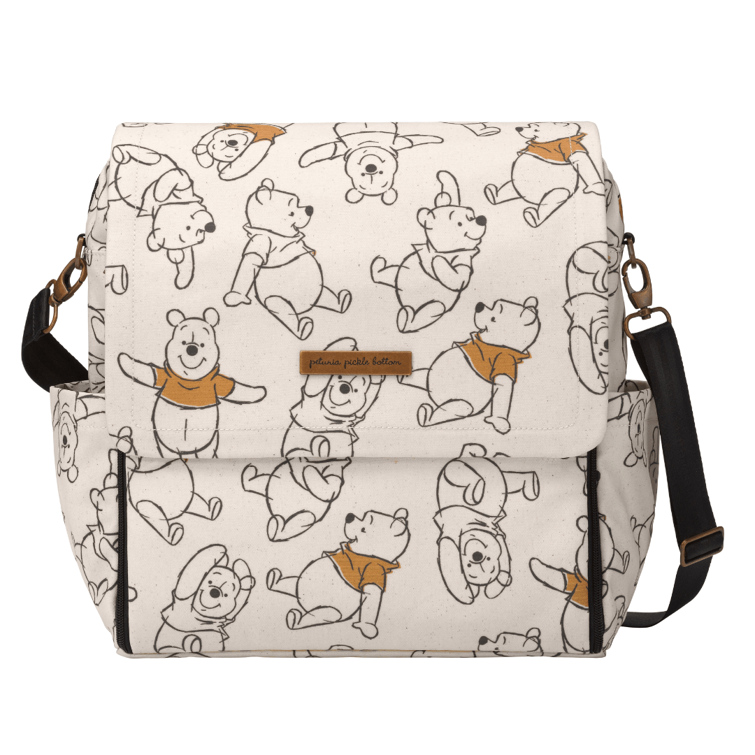 Disney Collection Boxy Backpack - Winnie the Pooh + Friends - Project Nursery
