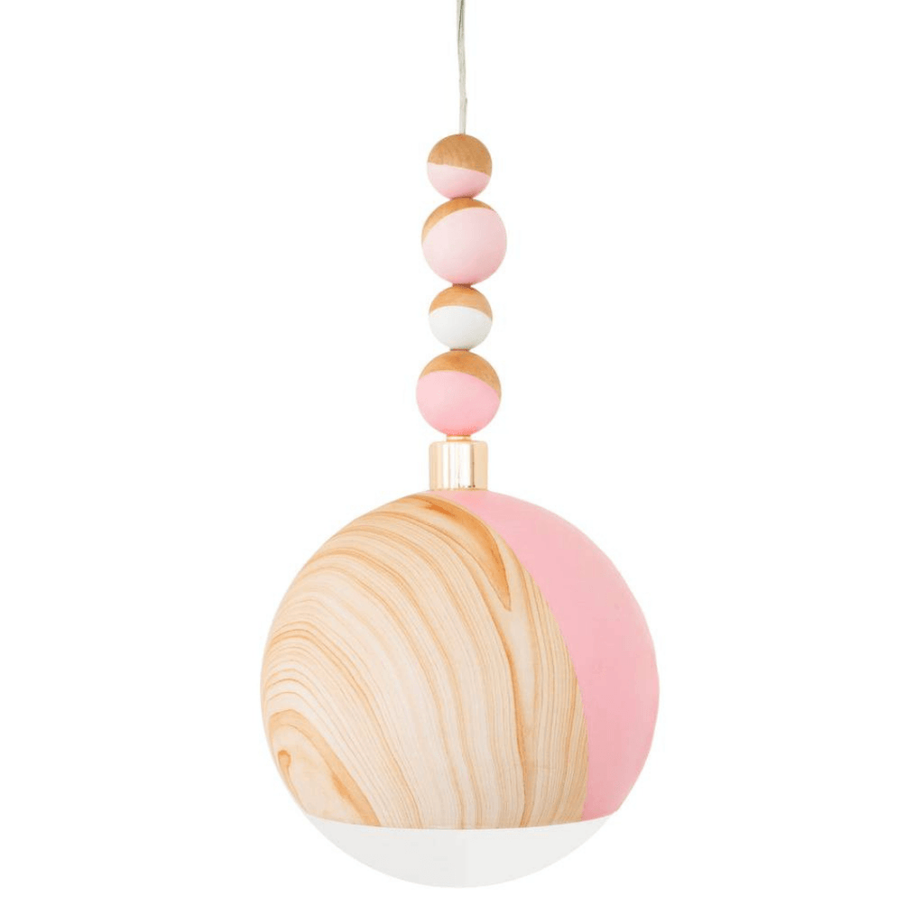 Dreaming in Dax Collection Hanging Pendant Light - Project Nursery