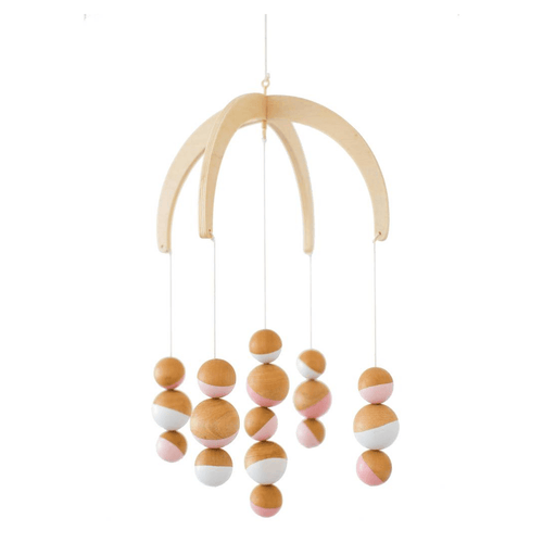 Dreaming in Dax Collection Wood Ceiling Mobile - Project Nursery