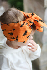 Bats Headwrap - Project Nursery