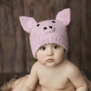 Sammie Pig Hat  - The Project Nursery Shop