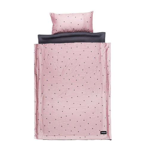 Pink Etoile Reversible Nap Mat - Project Nursery