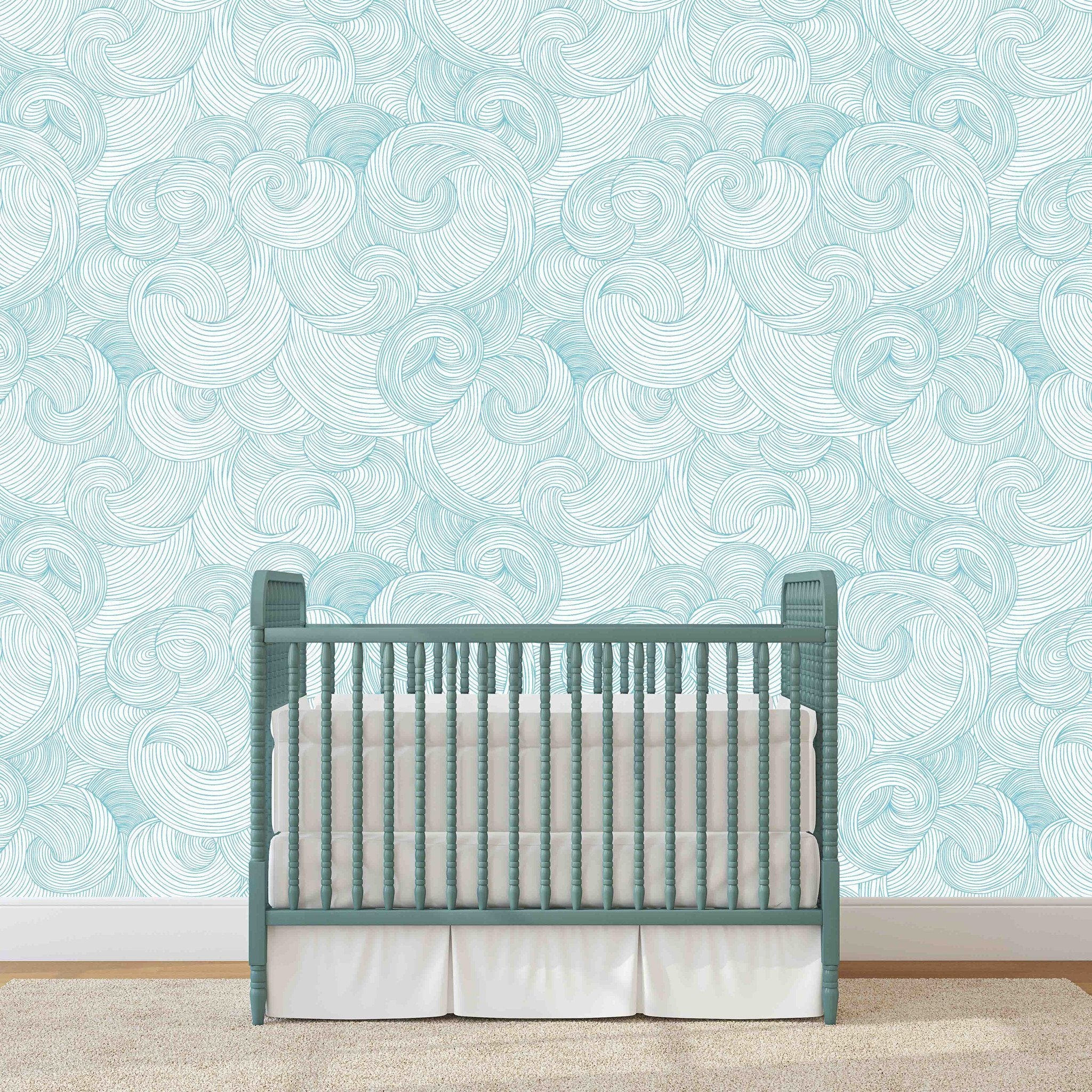 Piper Wallpaper - Project Nursery