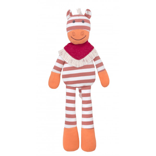 Organic Plush Poncho Pony - Project Nursery