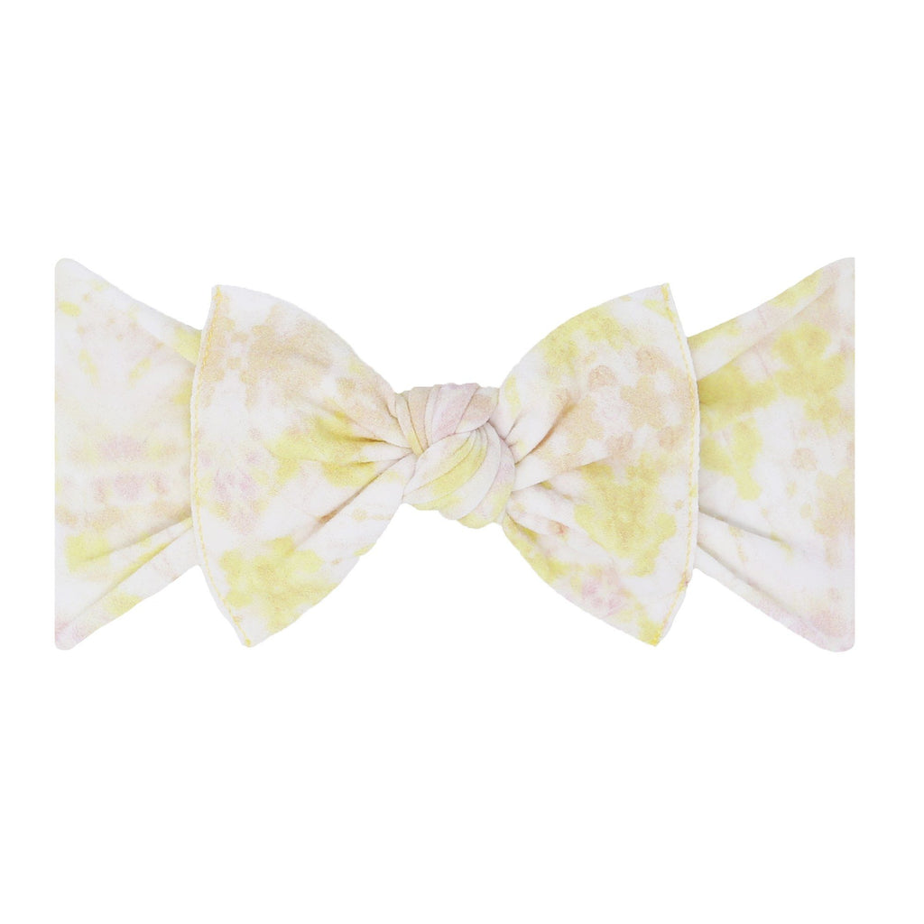 Day Dream Printed Knot Headband - Project Nursery