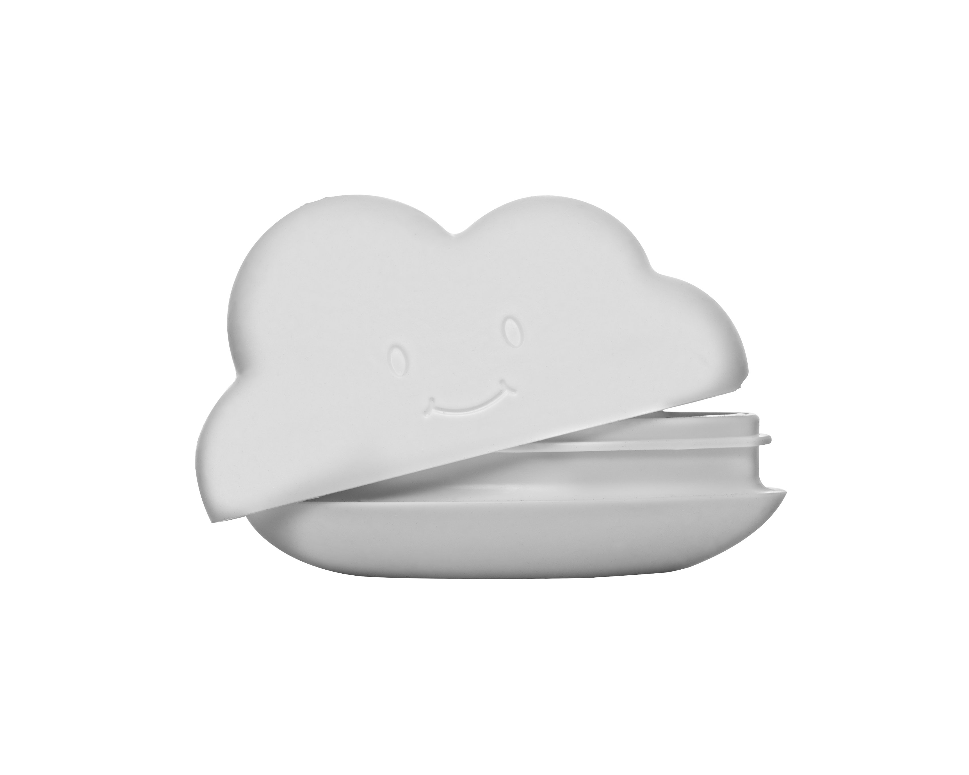 Cloud + Droplet Bath Toy Set - Project Nursery