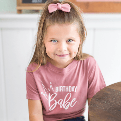 Birthday Bro Toddler Tee