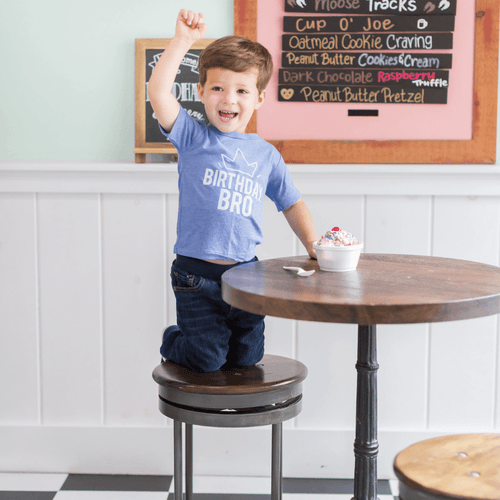 Birthday Bro Kid Tee - Project Nursery