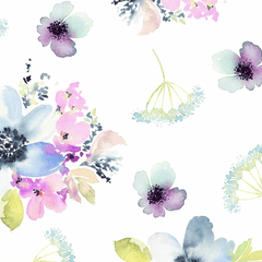 Delilah Wallpaper - Project Nursery