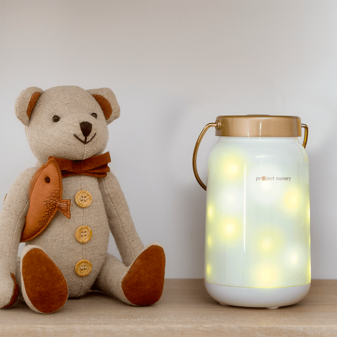 Project Nursery Dreamweaver Smart Light + Sound Soother - Project Nursery