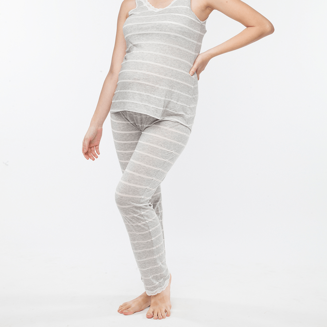 Heather Nursing Cami + Pant Set - Project Nursery