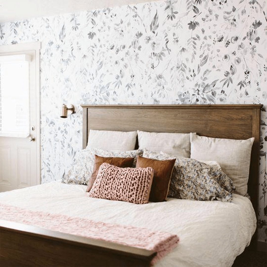 Ivy Wallpaper - Project Nursery