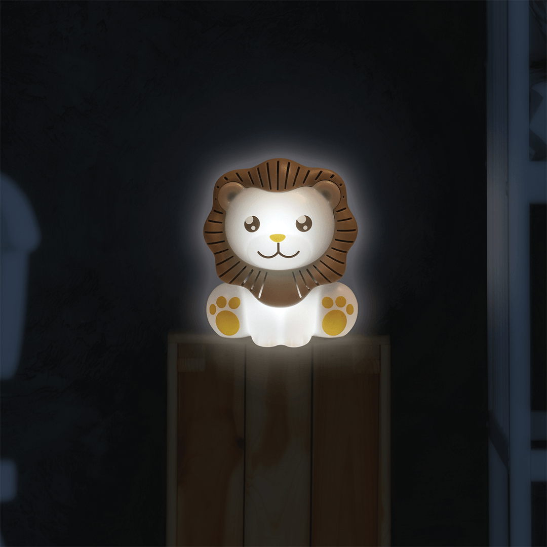 Project Nursery Lion Sound Soother + Nightlight - Project Nursery