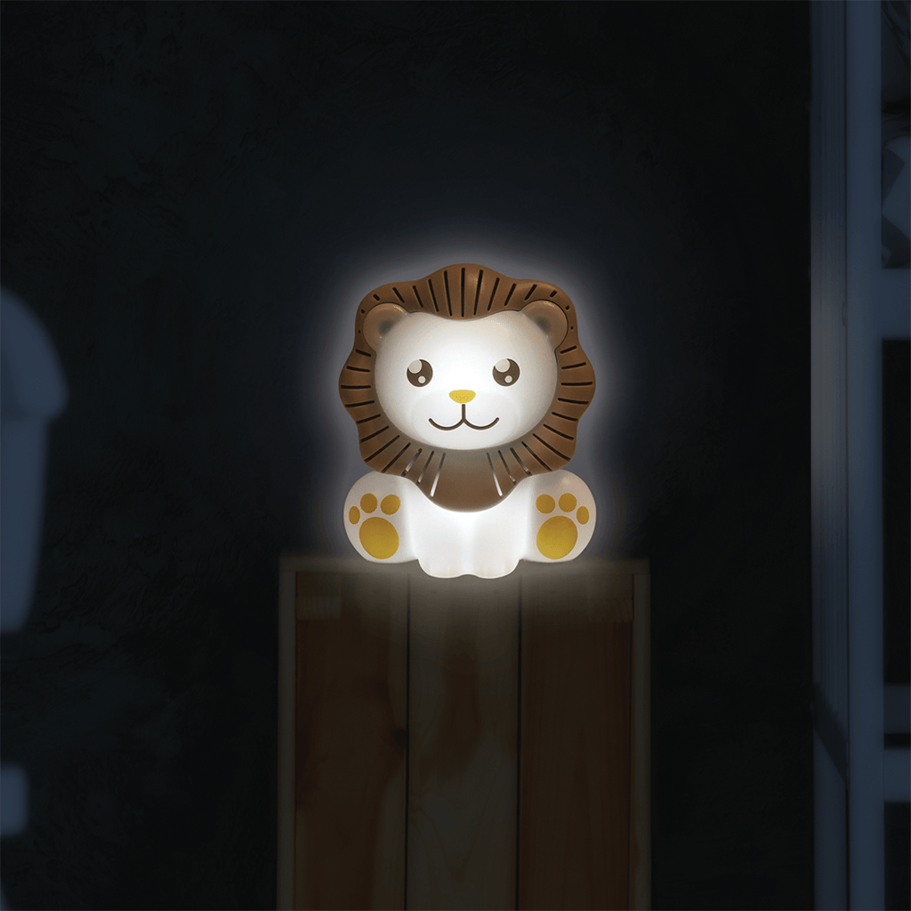 Project Nursery Lion Sound Soother + Nightlight
