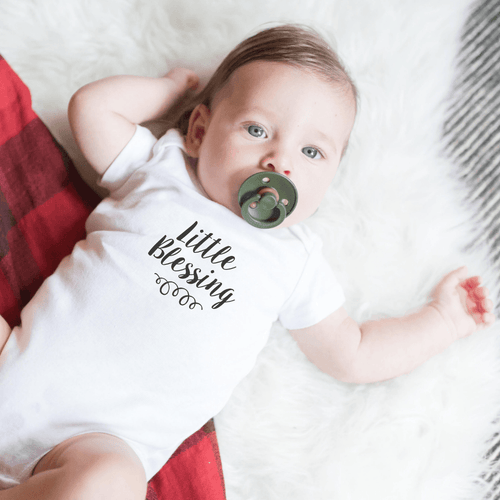 Little Blessing Onesie - Project Nursery