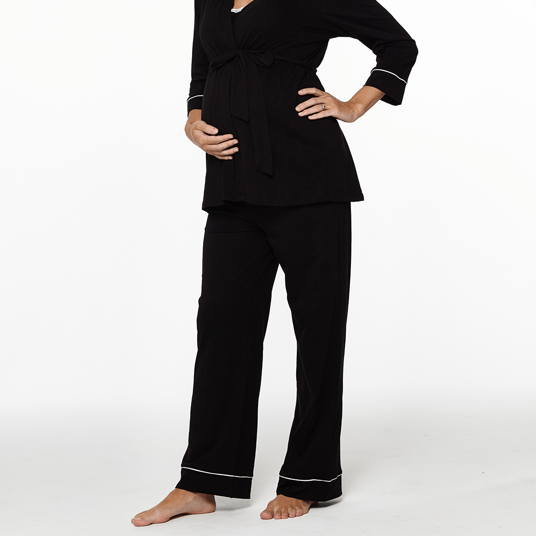 Nursing Pajama + Robe Set - Project Nursery