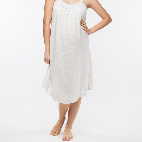 Midi Maternity + Nursing Nightie - Project Nursery