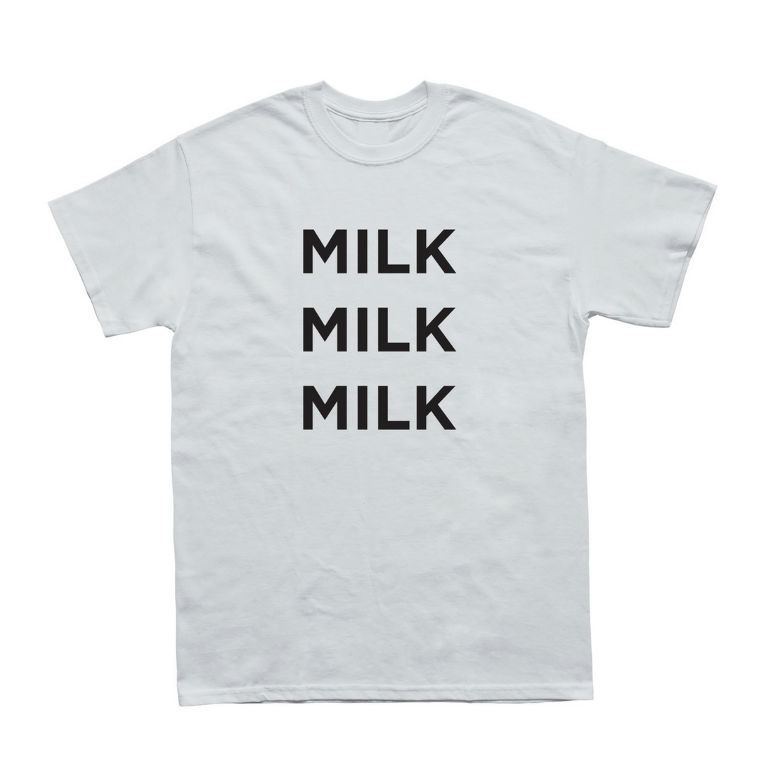 Milk Toddler Tee - Project Nursery
