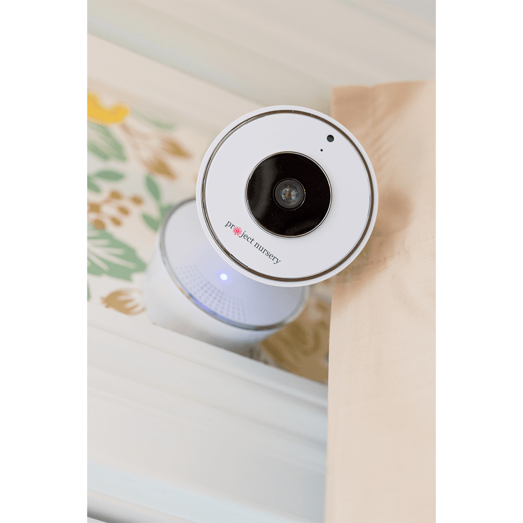 "Project Nursery 5"" High Definition Baby Monitor System with 1.5"" Mini Monitor"