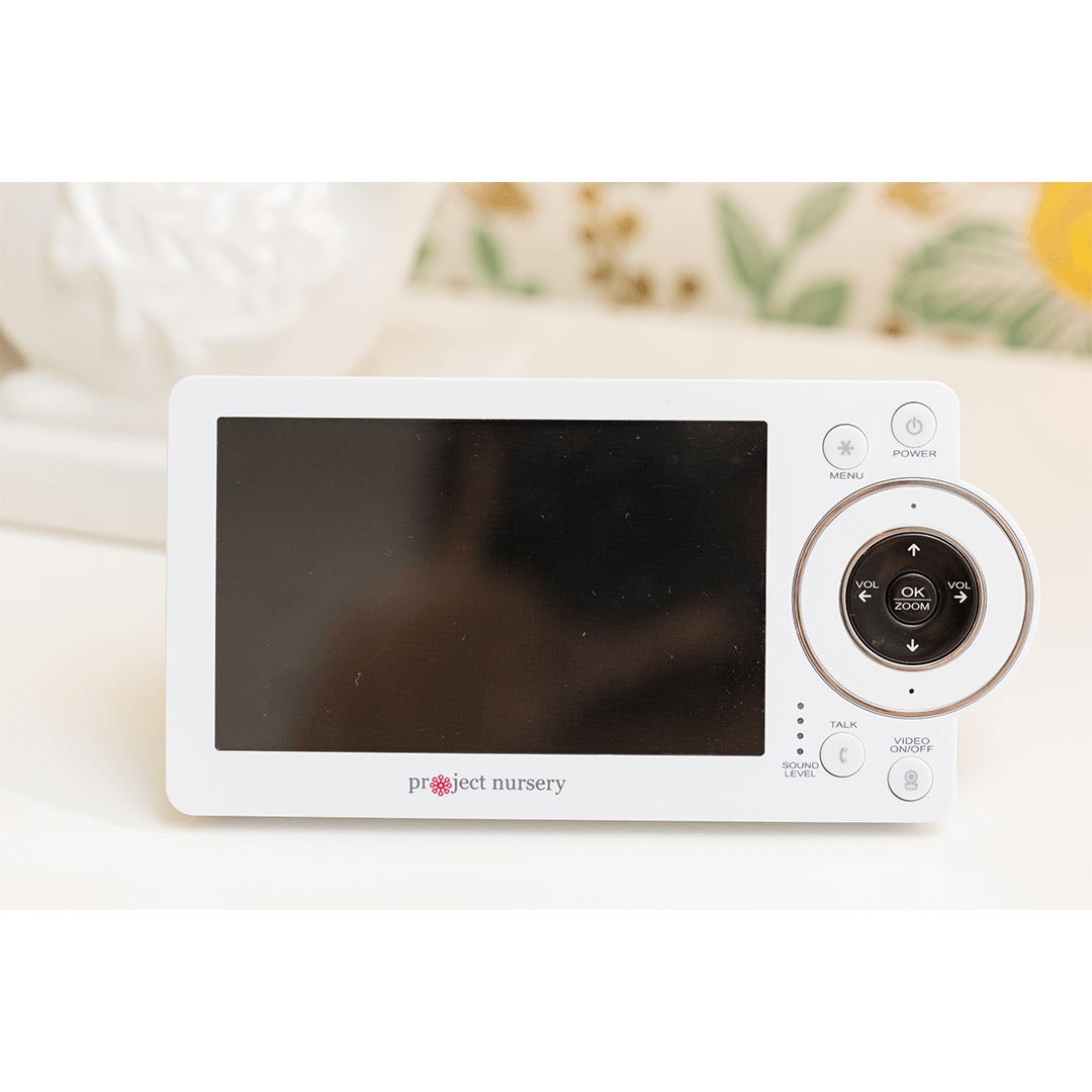 "Project Nursery 5"" High Definition Baby Monitor System with 1.5"" Mini Monitor - Project Nursery"