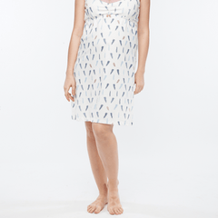 Plume Maternity + Nursing Chemise - Project Nursery