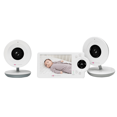 Project Nursery Add-On Digital Zoom Camera for PNM4N12