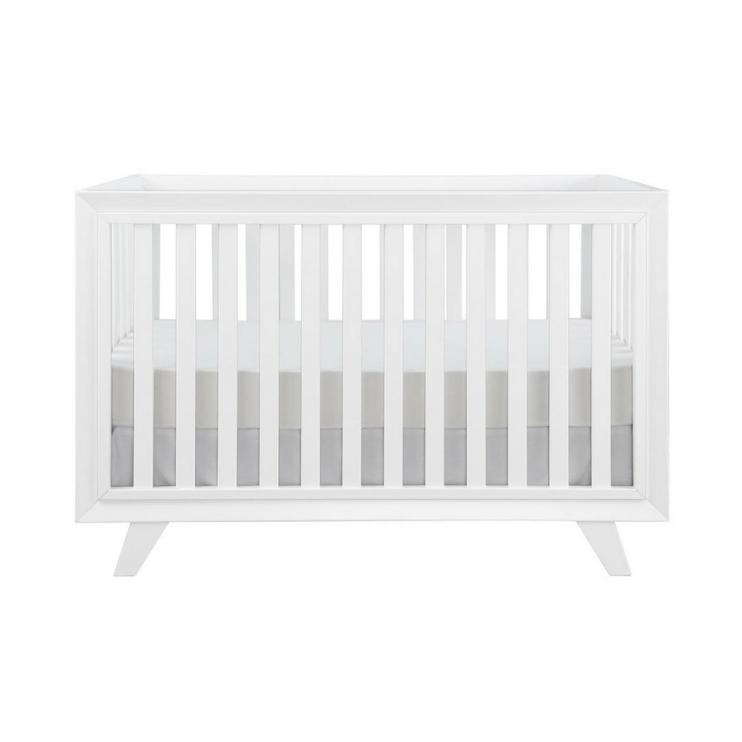 Project Nursery Wooster Crib in Pure White - Project Nursery