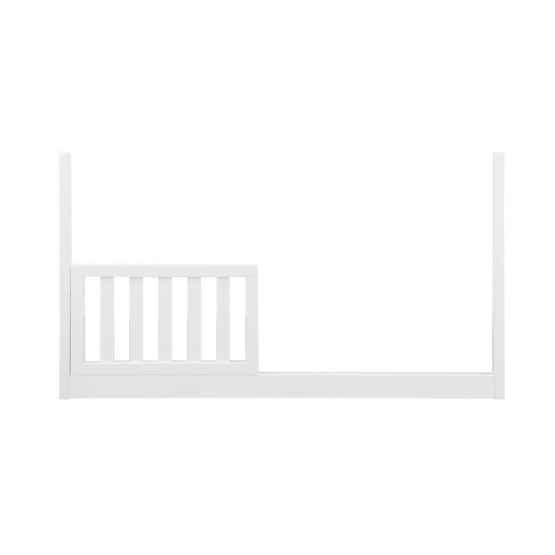 Project Nursery Wooster Toddler Conversion Rail in Pure White - Project Nursery