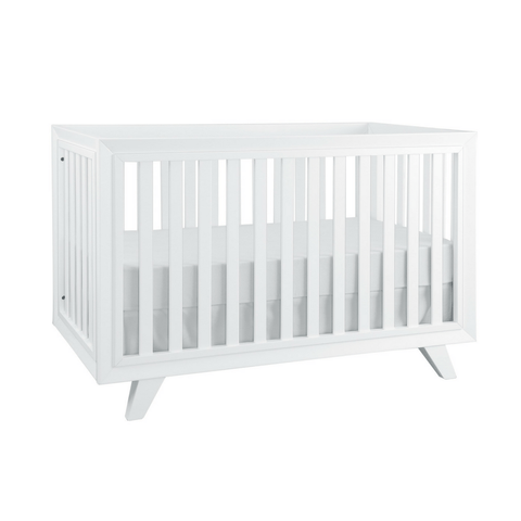 Project Nursery Wooster Toddler Conversion Rail in Almond