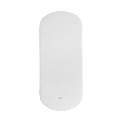 Pure Core Non-Toxic Oval Crib Mattress - Project Nursery