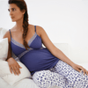 Ikat Nursing Cami & Pant Set Small: 32-36 B/C - The Project Nursery Shop - 1