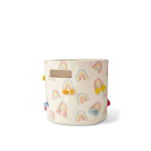 Happy Days Pom Pom Pint Bin - Project Nursery