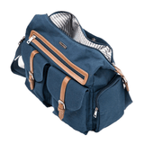 Rambler Satchel Diaper Bag Denim - The Project Nursery Shop - 1
