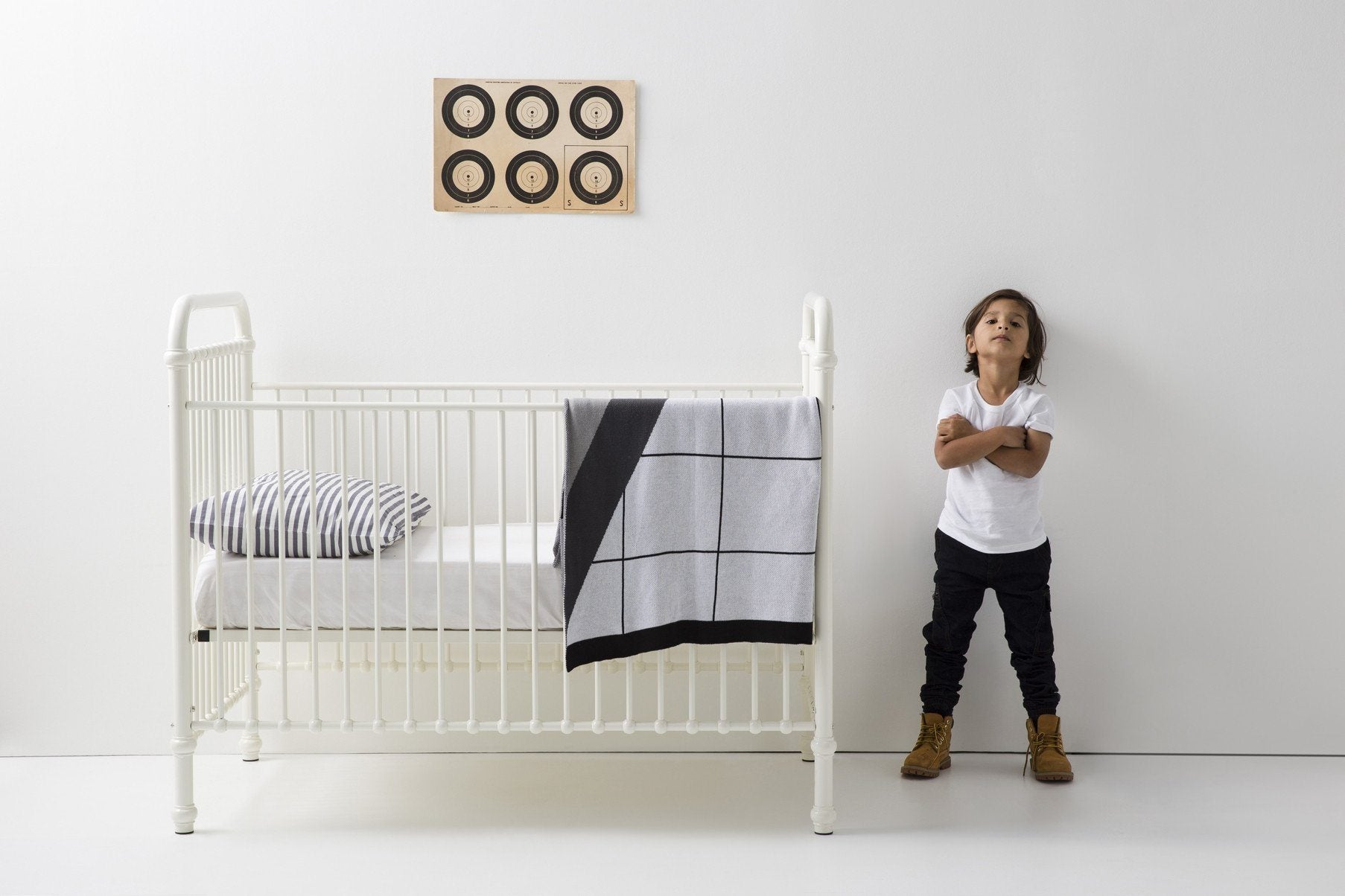 Reese Crib - Project Nursery
