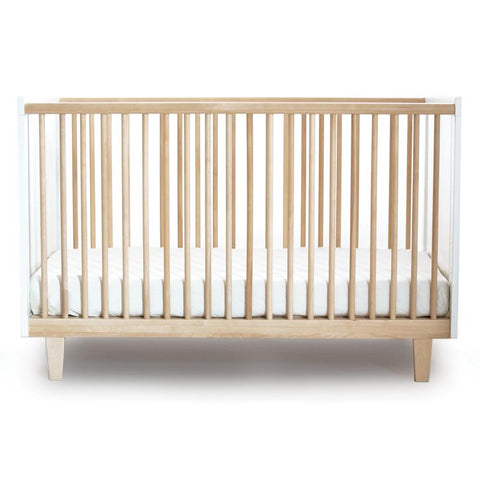 Rhea Crib in Walnut